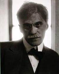 Alfred Stieglitz (Fotografia de Edward Steichen)
