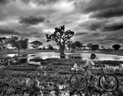 Foto Luces de África (Detalle) ©®Gabriel Brau Gilabert.