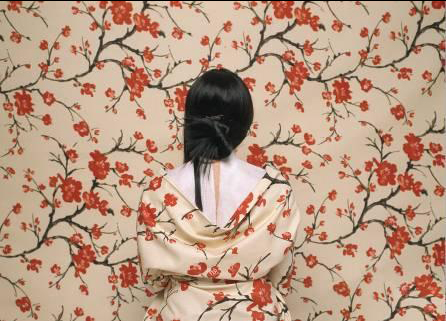 Asia', de Cecilia Paredes, por cortesía de la Galería Blanca Berlín