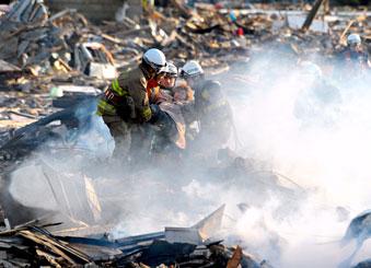 Fotografía © Noboru Tomura The Asahi Shimbun