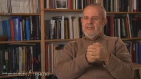 José Manuel Navia, durante su clase magistral online en Fotoactitudes