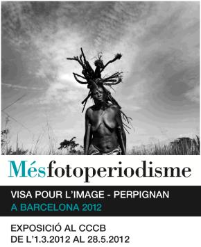 """MÁS FOTOPERIODISMO. Visa pour l'Image en Barcelona 2012"""