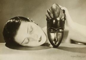 Negro y blanco, positivo (1930), Man Ray